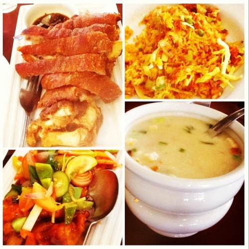 #Lunch (at Rustica Restaurant)