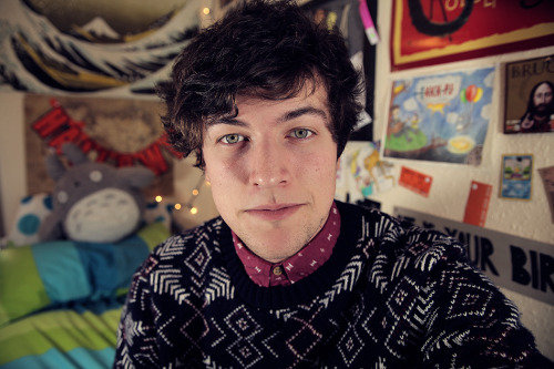 kickthepj:  when I set up to film, I always snap a lil picture… and there's always someone lurking in them.