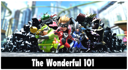 The Wonderful 101 | Nintendo Wii U