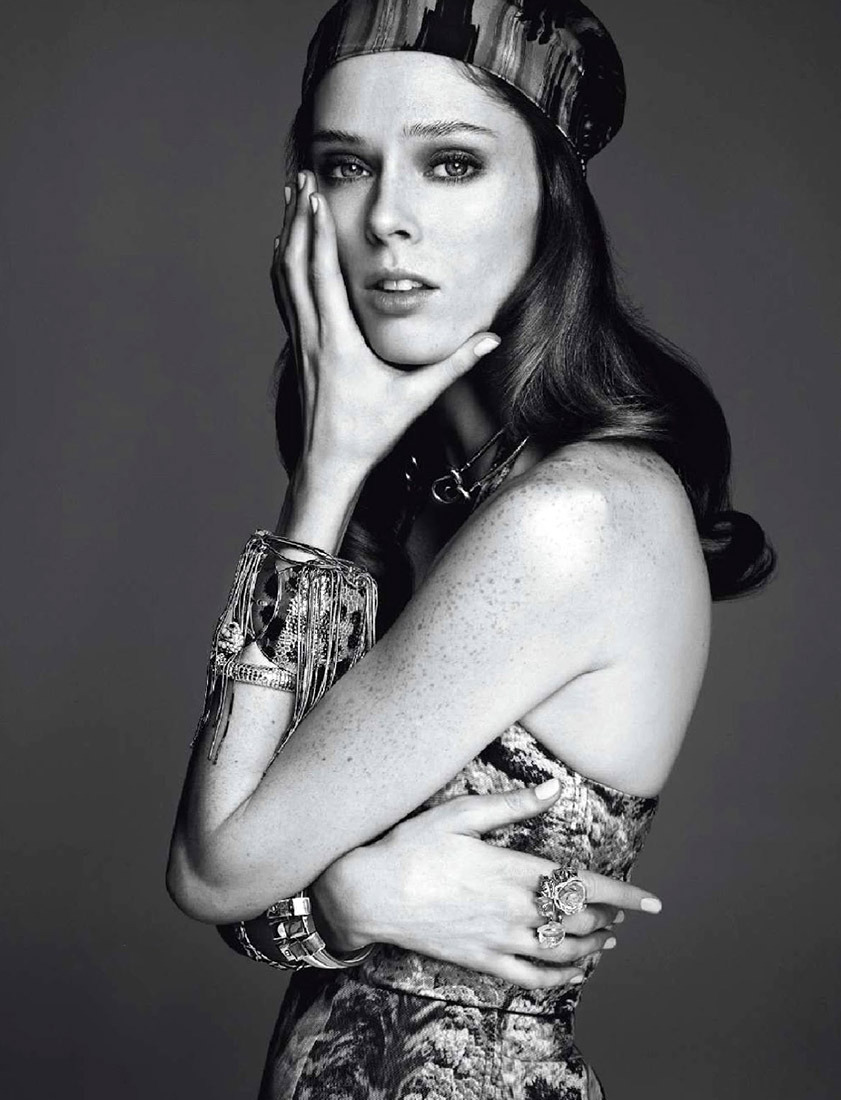 fashionfaves:  Coco Rocha by Nico