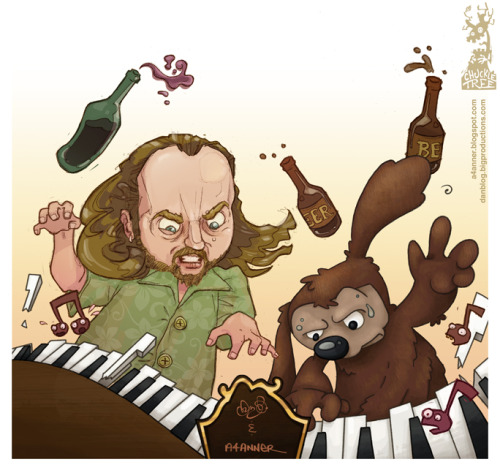 Bailey and Rowlf Ivory Ticklin  by ~WonderDookie Bill Bailey and Rowlf!! I think I just died and went to heaven! XD