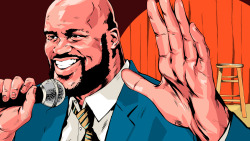 New illustration for Grantland today. Wonder how I made it so Shaqtastic? Don't worry about it.