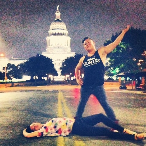 It was beautiful, Austin.  We tried our best. @itsmolls