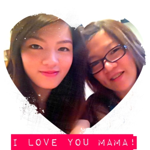 This entry's for you mama ko! 💋