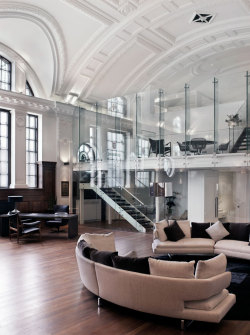 asiliam:  The Town Hall Hotel by Rare Architecture in London, UK