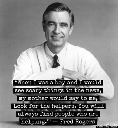ourownwoman:  Our thoughts are with Boston and the helpers there.