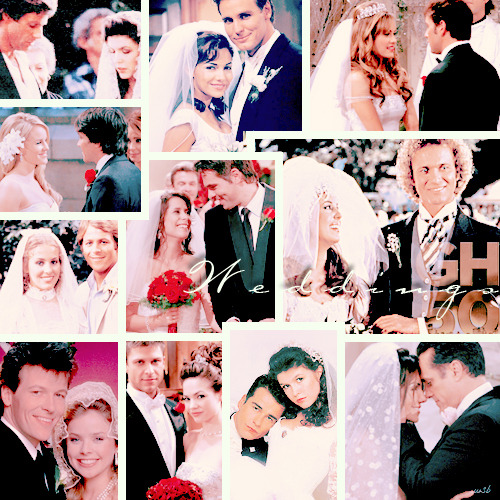 #GH50 - Weddings