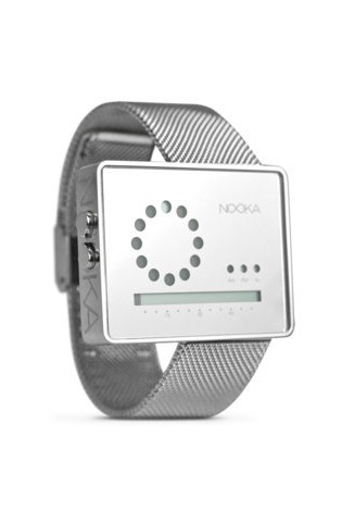 NOOKA Zirc Mirror Watch