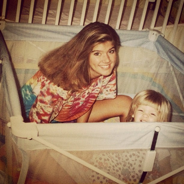 annual repost of one of my favorite pictures. happy day, mom 👸
