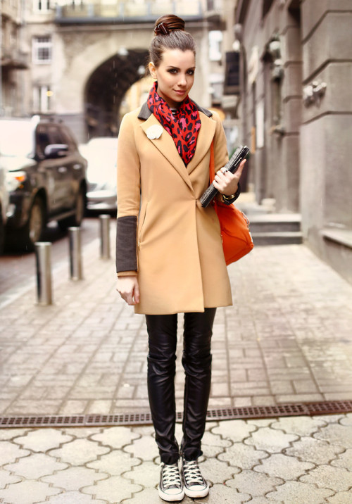 lookbookdotnu:  Rainy Kiev (by Perventina Ols)