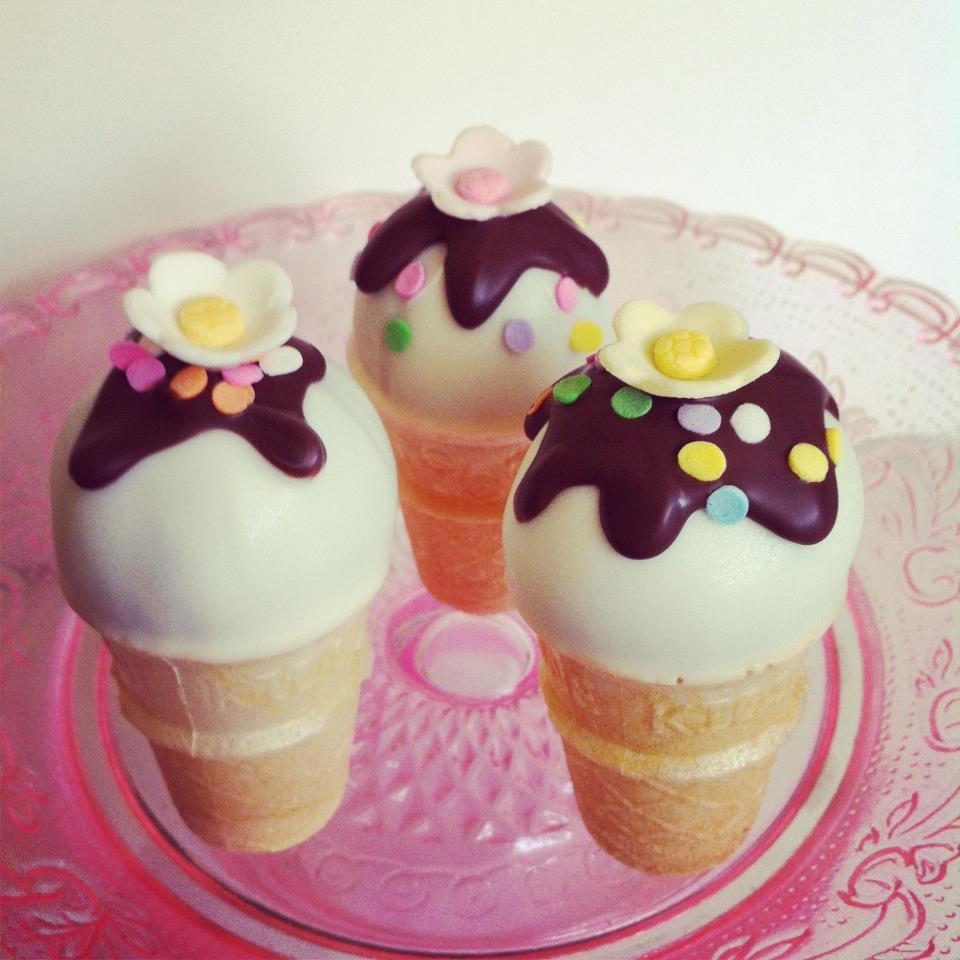 Cake Pops By Post