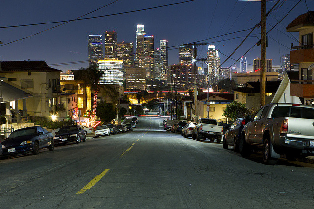 dtla night on Flickr.