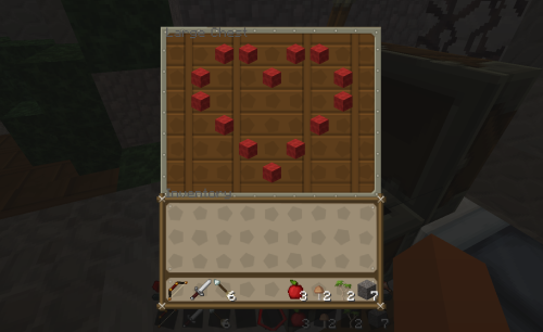 oh its love. minecraft love.