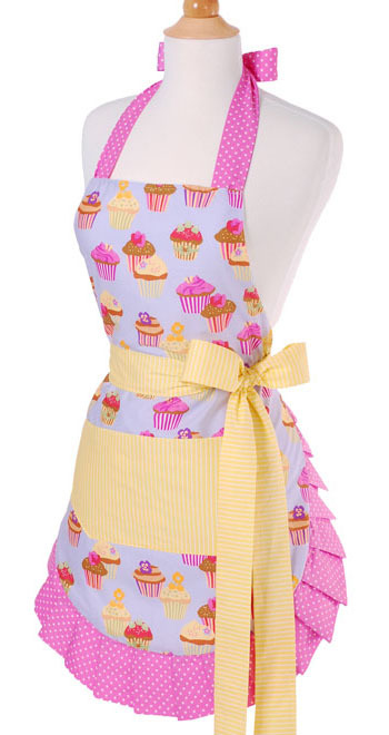 shop-cute:  Cupcake Apron $34.95