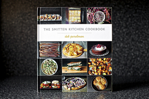 ITEM OF THE DAY: THE SMITTEN KITCHEN COOKBOOKby Dylan Joffe http://bit.ly/WQhfma
