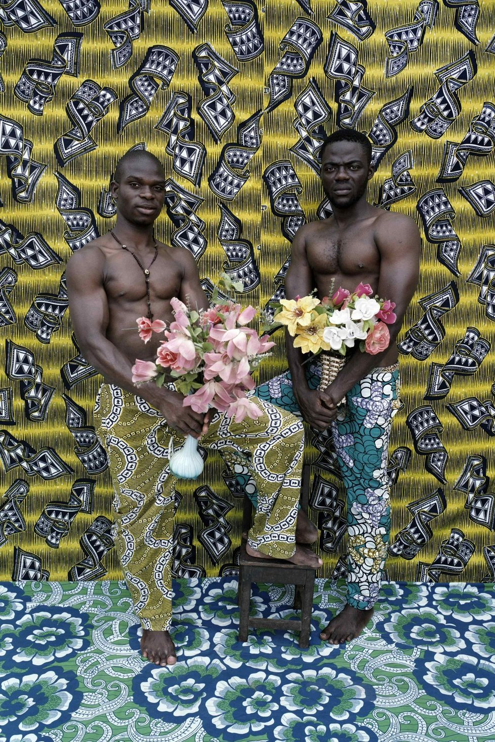 africanmag:  From Citizens of Porto-Novo by Beninese photog Leonce Raphael Agbodjelou, on display at London's Jack Bell Gallery till May 25.