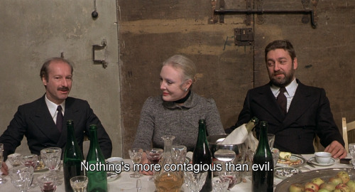 branduponthebrain:  Salò, or the 120 Days of Sodom (Pier Paolo Pasolini, 1975)