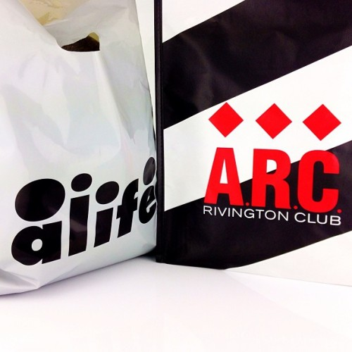 Shout out to my fam over at @alifenewyork and @rivingtonclub