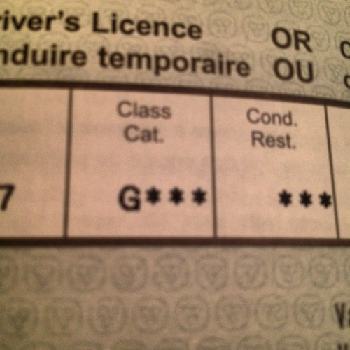 I'd say it's about time ! #g #success #finally #driving #license #yep #may