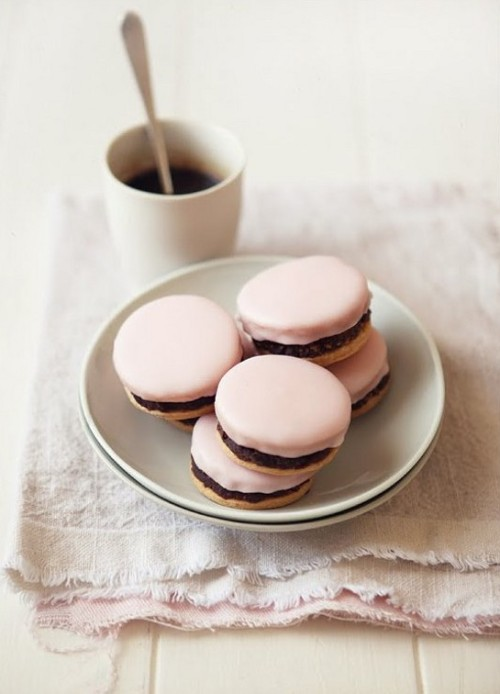 viennese punch cookies | what katie ate