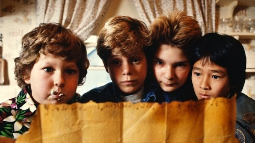 Hey, you guys!  Goonies (1985)