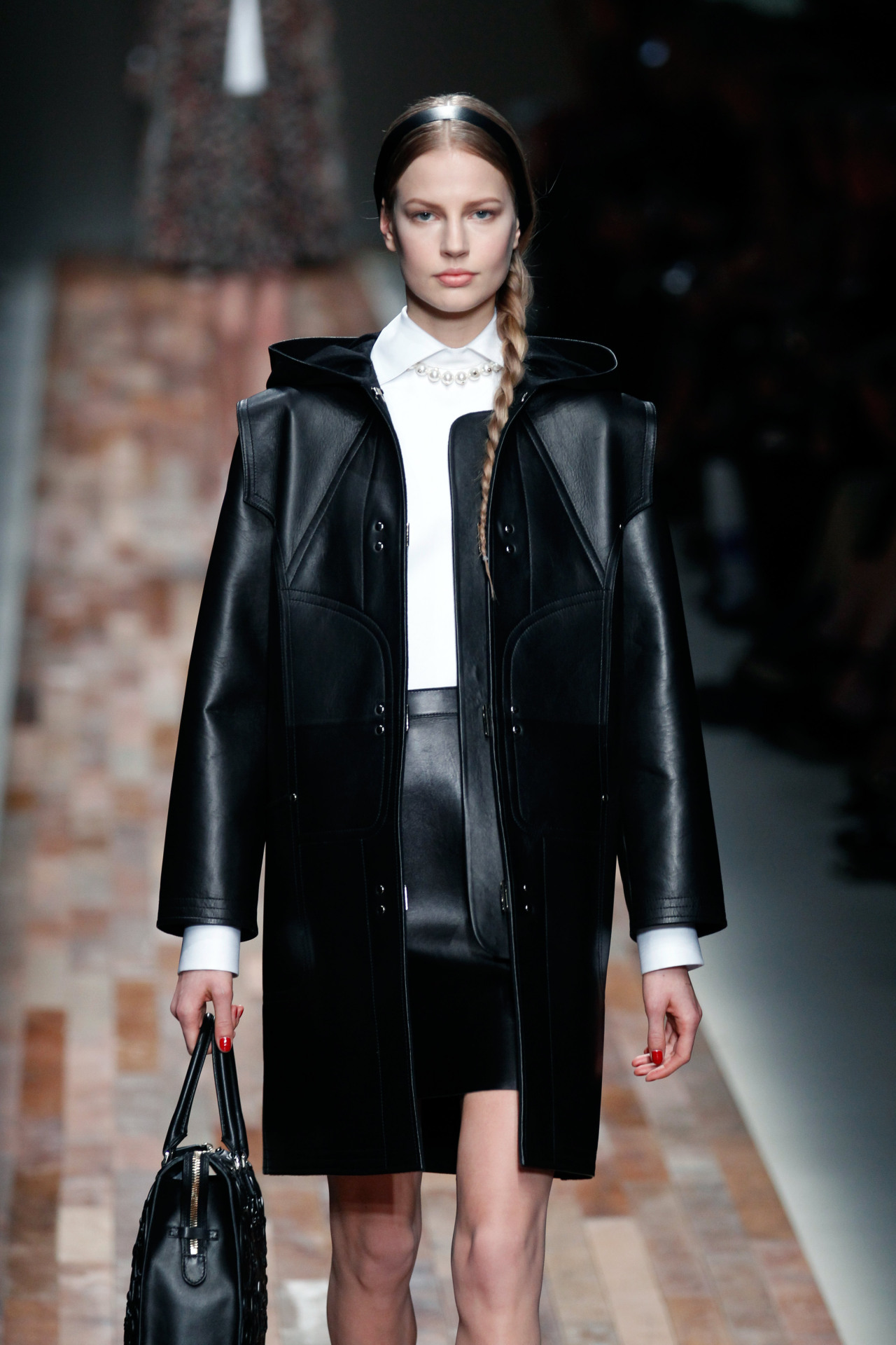 wgsn:  NEED this @MaisonValentino luxe parka - a huge trend for next season #PFW