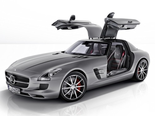 We Drove It: 2013 Mercedes-Benz SLS AMG GT http://bit.ly/YVRdvk