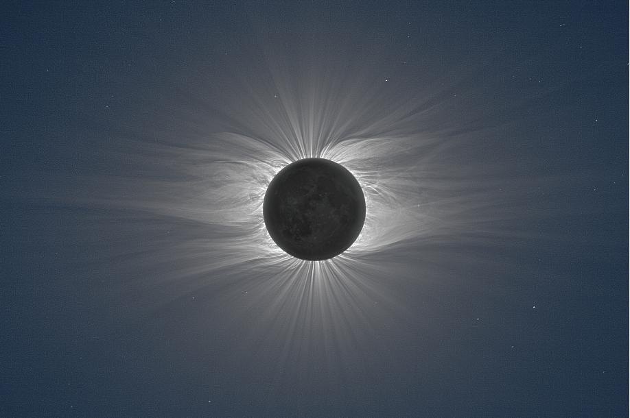 the-star-stuff:  Total Eclipse 2009 (Photo credit: x)