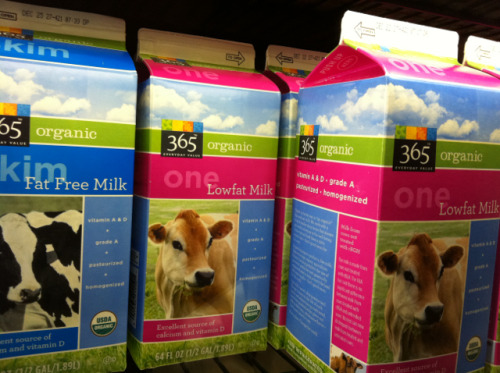 Whole Foods Perpetuates the Myth of Organic Milk and Happy Calves