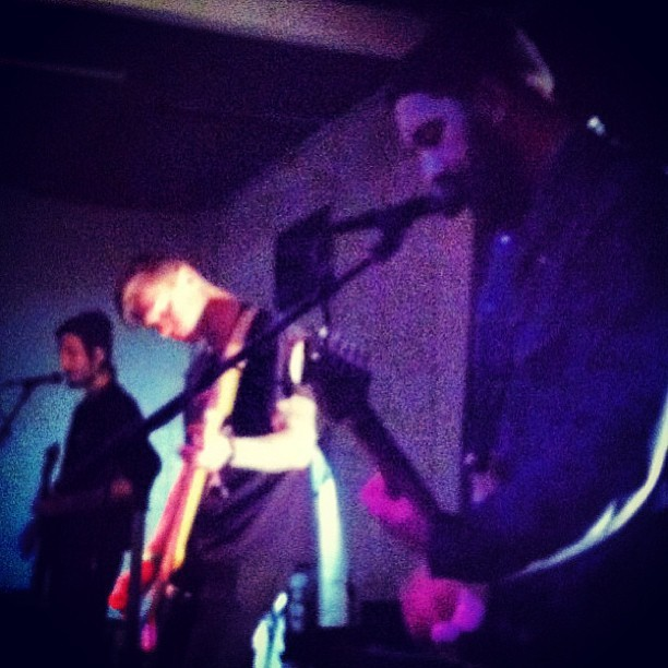 #bandofnothing Houston 3/13 good seein ya Wade and @tr1ll3r ! (at On The Road Again)