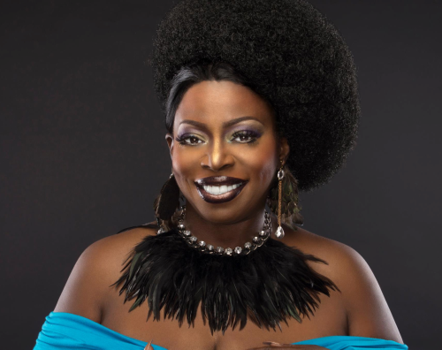 "Angie Stone is like, ""oh you know, just sitting around being super fabulous with a relaxer and a natural all at the same time."" She's still flawless.  And she's on the next season of R&B Divas.  I hope she's insane.  I'm pretty sure she's the reason D'Angelo went crazy and got fat.  You don't just do that over some Normal Woman."