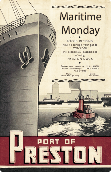 Maritime Monday for December 17th, 2012:Port of Preston