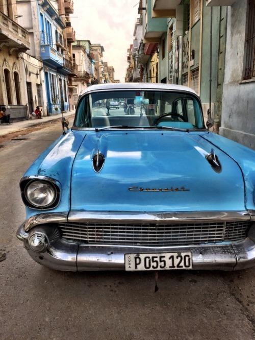 Cuba American Cars