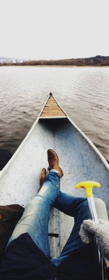 explore-everywhere:  shawnlowe:  Canoeing ~ iPhone 5 panorama  perfect.