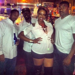 Me & the guys! These fellas are awesome musicians! #janesworld  #Bandlife #livemusic