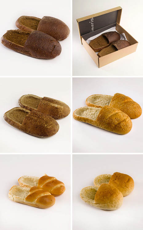 fucking-rachel-tice-just:  cjwho:  Bread Shoes by R&E Praspaliauskas WANT!  I think you mean loafers