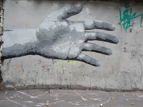 ENDER - Hold me Paris (France). 2013