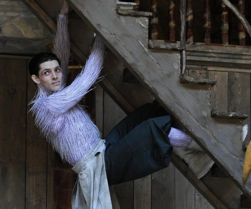 colinmerlinmuse:  #Ariel  #The tempest #colin Morgan source:http://www.farfarawaysite.com/merlin/actors/colin/theater/gallery2/gallery.htm