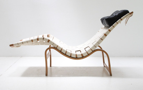 Bruno Mathsson Lounge Chair | 1936