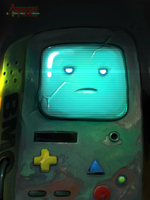 otlgaming:  BMO -by Michael Dembitskyi