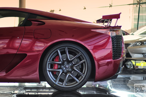 automotivated:  LFA Dubai