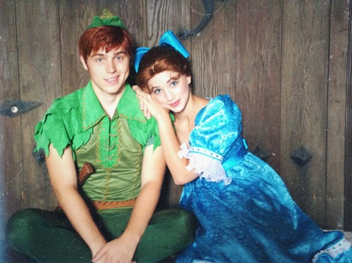 emilysteaparty:  happy in Neverland!