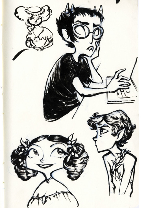 kecky:  spuds recently let me borrow her brush pen and wow it was SUPER FUN