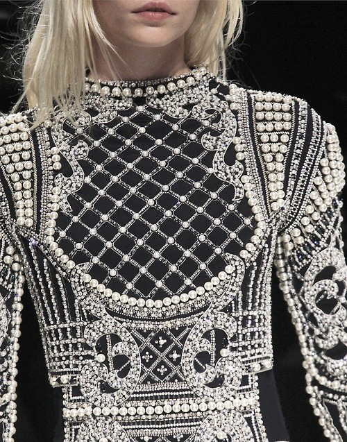 the-bible-of-fashion:  Balmain