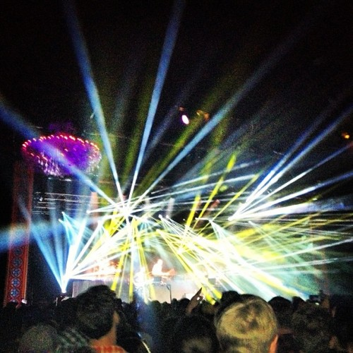#sts9 Night 1 #nyerun (at Fillmore Auditorium)