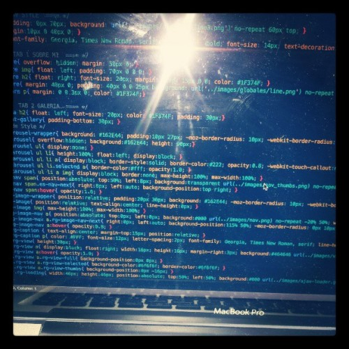 Sublime Text…. #code #work