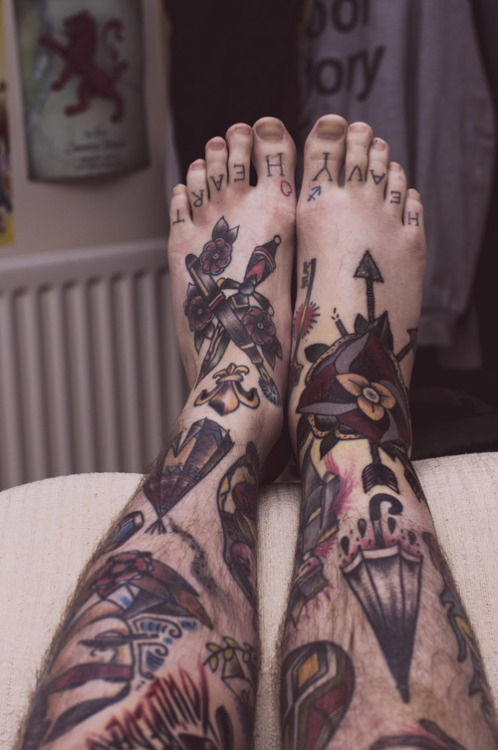 nonelikerae:  tattoo blog x