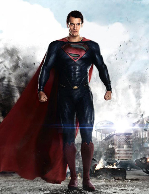 symbiotic-mutant:  Henry Cavill as Superman