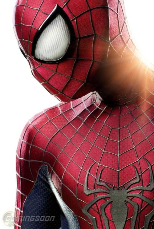 "First Look At The New Costume For ""The Amazing Spider-Man 2"" ComingSoon have snagged the awesome reveal of a sneak preview for the costume Peter Parker (Andrew Garfield) will wear in the upcoming sequel to The Amazing Spider-Man. As promised by director Marc Webb, the costume features bigger ""eyes,"" whilst there are many subtle alterations to the costume's color and texture, making it perhaps the closest adaptation of the costume from the comics yet. Indeed, comparing the costume with the following promotional image from The Amazing Spider-Man shows just how much the costume has changed. The Amazing Spider-Man 2 is set to swing into theaters May 2, 2014. [ComingSoon] —— Related: More ""The Amazing Spider-Man 2"" Coverage Featured: Oscar Predictions 2013 Friend Us: Facebook and Twitter"