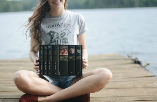 harry potter hogwarts JK Rowling bibliophile bookstagram booklr